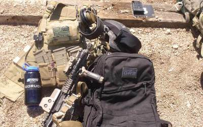 Watch: GORUCK GR-2, Travel the world with one ruck