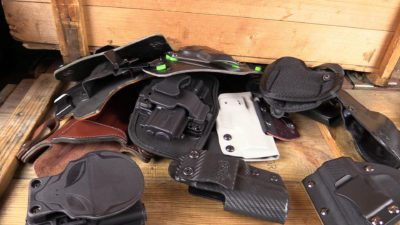 Holster Selection: Things to Consider