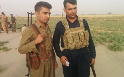 The Peshmerga and the AK-47, the World's Most Enduring Rifle