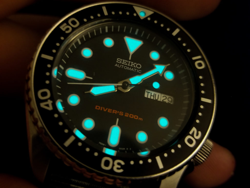 Seiko SKX007: Every other person's favorite dive watch
