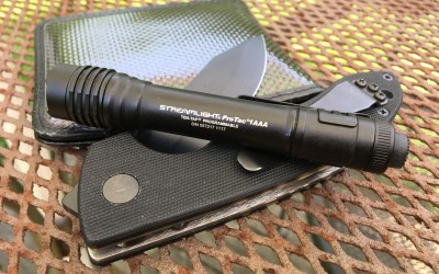 Streamlight ProTac 1AAA | Upgraded to 115 lumens!