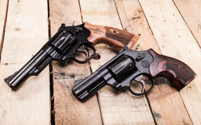 Model 19 Revolver Reintroduced: Classic Lines, Upgraded Features