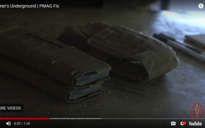 Gunner's Underground: Quick Fix for Pouches Too Tight for PMAGs