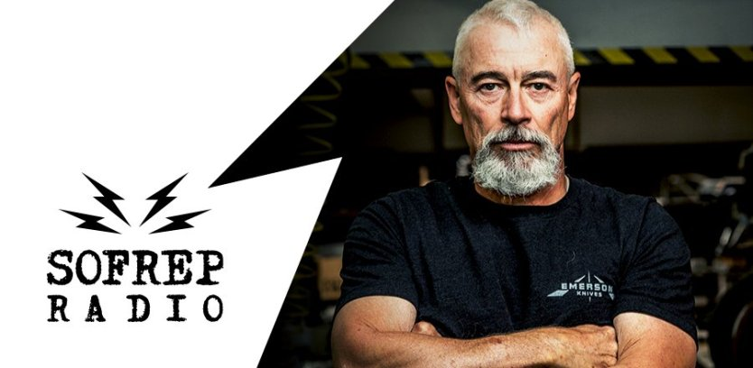 SOFREP Radio: Ernest Emerson talks knife craftsmanship, and early mixed martial arts