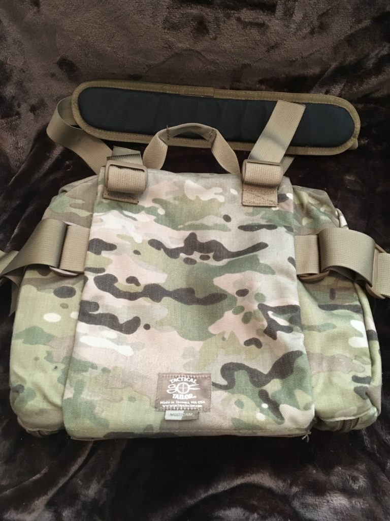 Tactical Tailor Intermediate Threat Bag: Best medical bag I have used