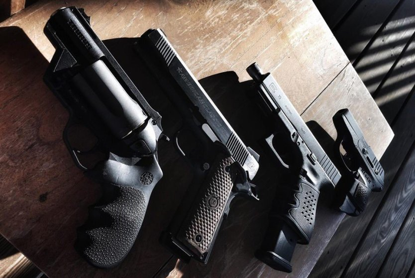 Opinion: Why do you need so many guns?