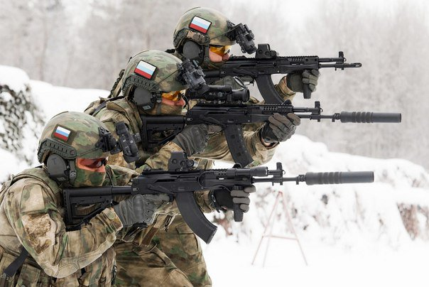 Now, however, it would seem Russia's military is set to begin fielding two new service rifle platforms — and in characteristic Russian style, they appear to combine elements of their Soviet history