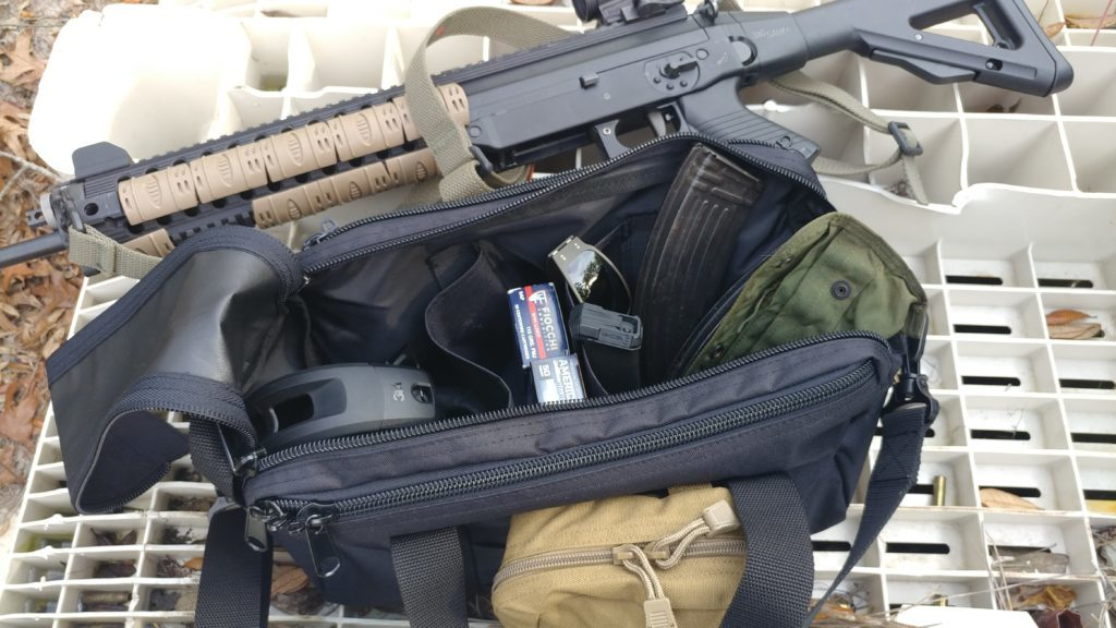 Blackhawk Sportster Pistol Range Bag - Make Life Easy