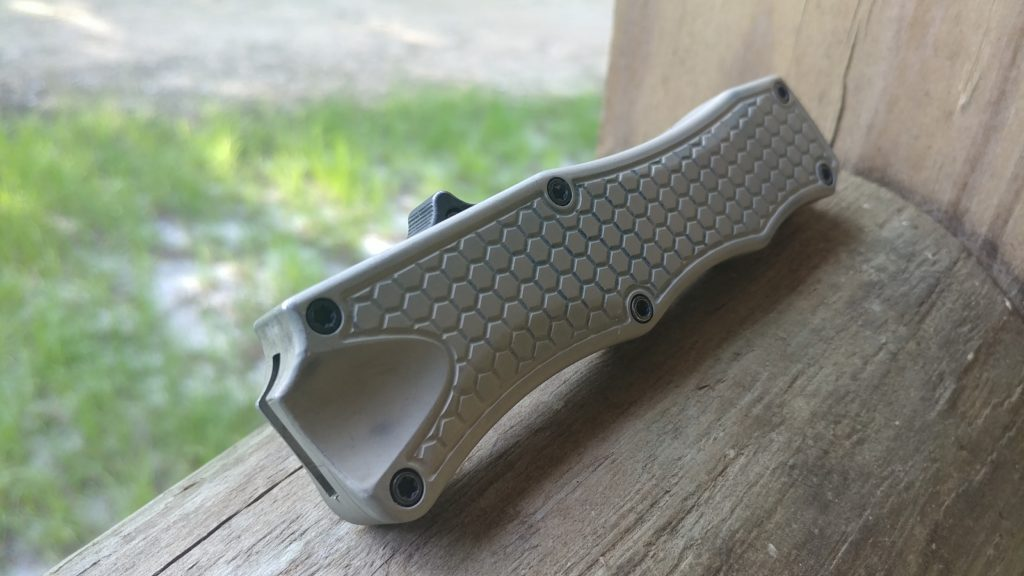 The Hogue OTF | Self-Defense Slice and Dice