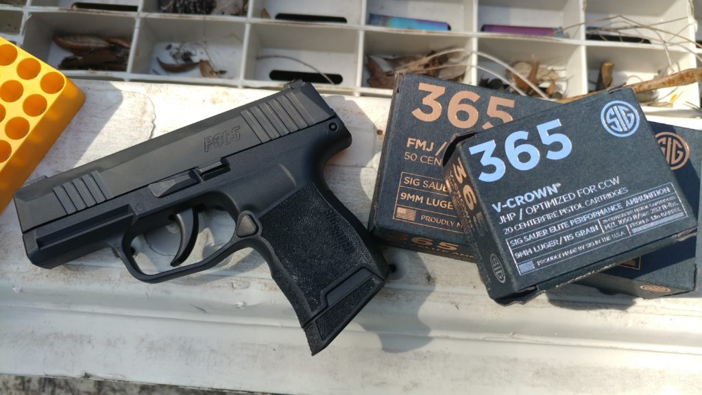 The SIG P365 Ammo Edition - Little Gun Food | The Loadout Room