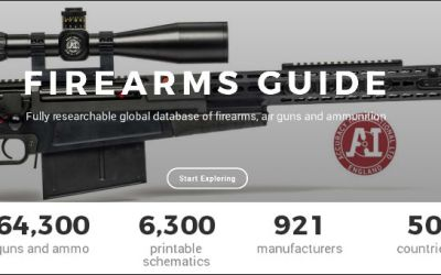 Firearms Guide 9th Edition Flash Drive & Online Combo
