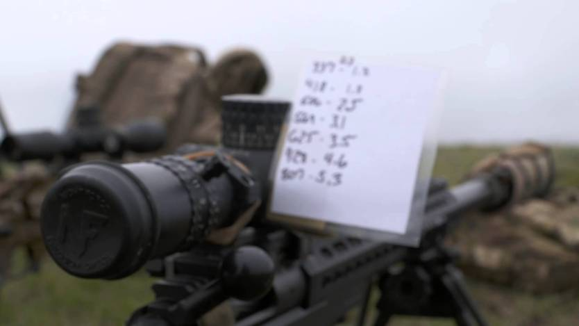 Watch | Learn wind calls for long distance shooting