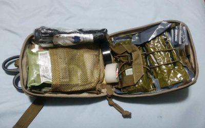 Why you should be carrying a medical kit