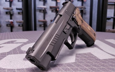 P226 Select Sweepstakes From SIG SAUER