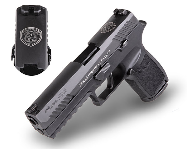 Texas Department of Public Safety Selects SIG SAUER P320