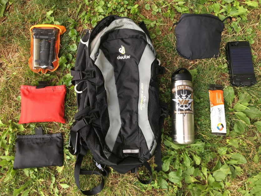 Minimalist Go-Bag for Preparedness and Adventure