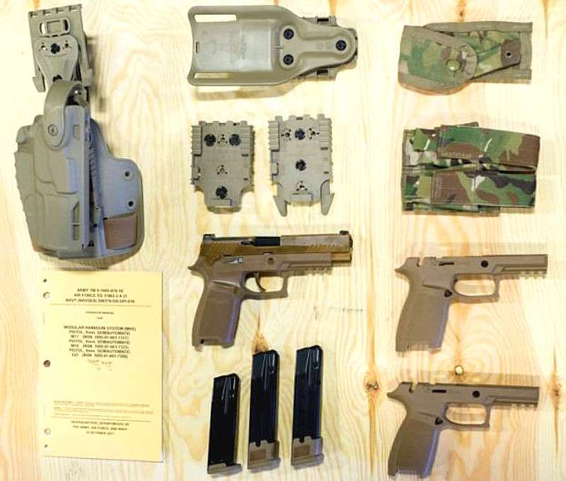 SIG's P320-M17: The Modular Handgun System for the Rest of Us | The
