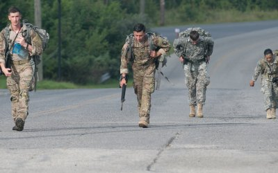 Rucking…Time For Another 12-miler Already?