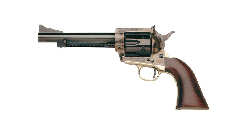 Taylor & Company Cattleman 1873 Pistol: Keeping the Legend Alive