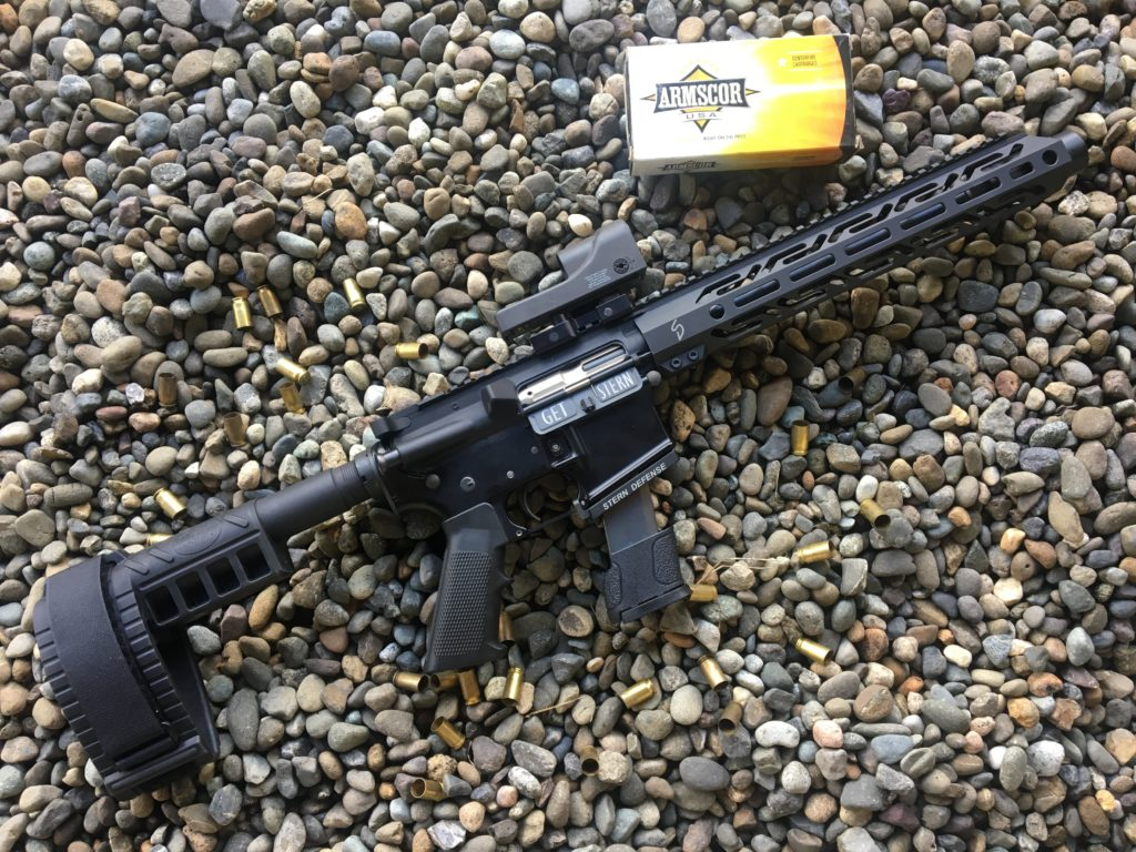 Turn Your AR Lower into a  45 Pistol Caliber Carbine: Stern Defense