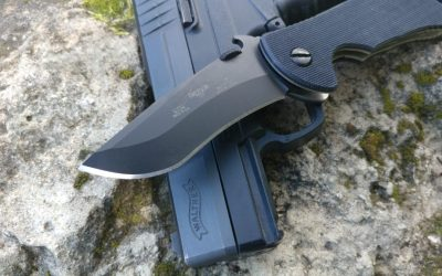 The Emerson Knives Mini Commander - Take Command of Your Knife