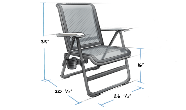 Hondo Base Camp Chair