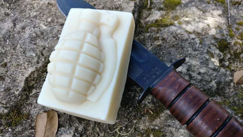 The K Bar Soap Company - Frag Out