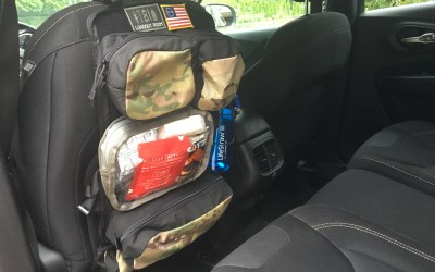 Vehicle Go Bag | Fieldcraft Survival GO-LITE Panel Pack
