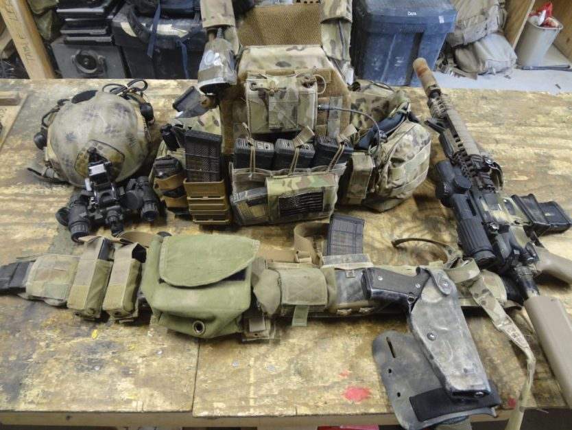 Special Operations Member Jeff Gurwitch Explains Gear Trends Among Team Guys