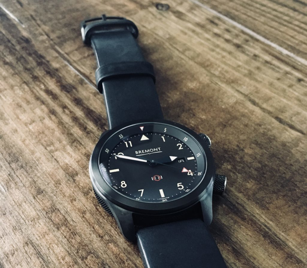 Welcome to the dark side: The new Bremont U-2/51-JET