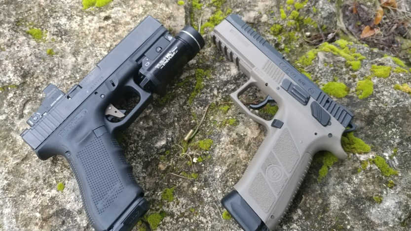 Complacency Kills: Why I chose CZ over Glock