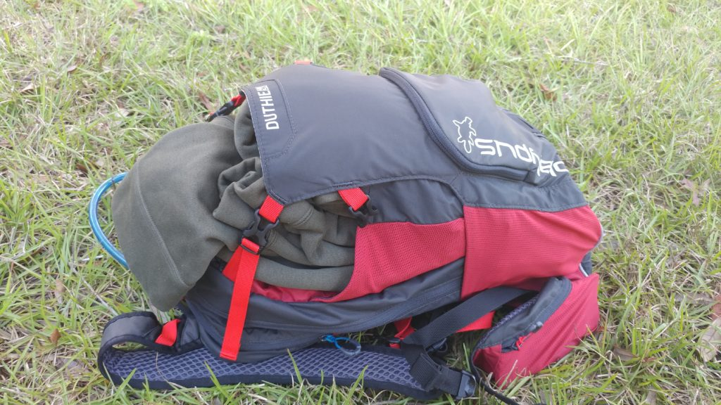 The Platypus Duthie A.M. 15: Adventure Ready Hydration Pack