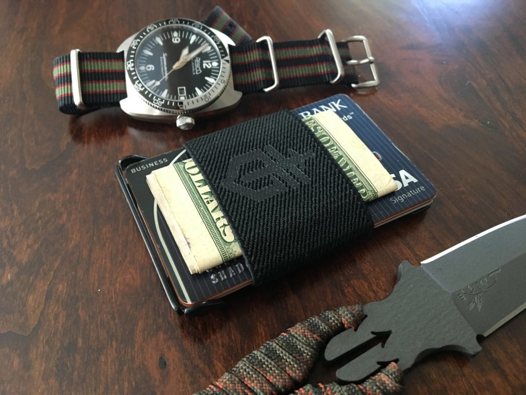 What would James Bond's EDC look like today?