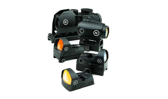 Crimson Trace Releases Innovative Red Dot Sights