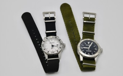 Toxic NATOS   Watch accessories done right