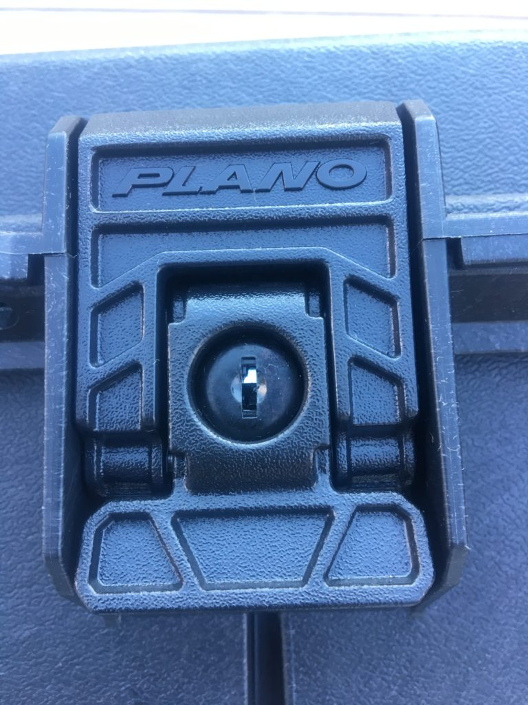 Plano All Weather Gun Cases: Industrial Construction and a Dri-Loc Seal