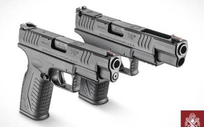 Launch of the Springfield Armory XD(M) 10mm