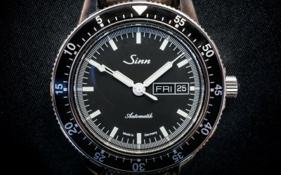 My Sinn 104 St Sa Watch: A Classic Pilot Watch