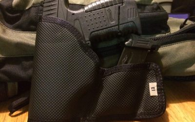 Desantis Cargo Pocket Holster | The Office Thigh Rig