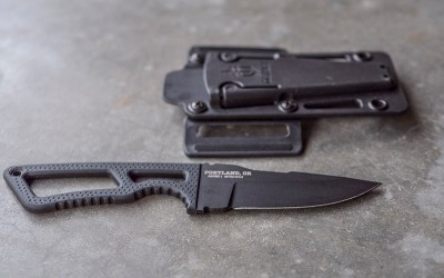 Combat blades and the Gerber Ghoststrike