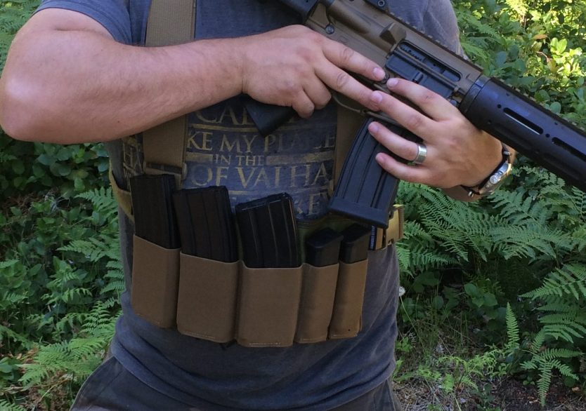 Underground Partisan Chest Rig | Low-Pro on the go