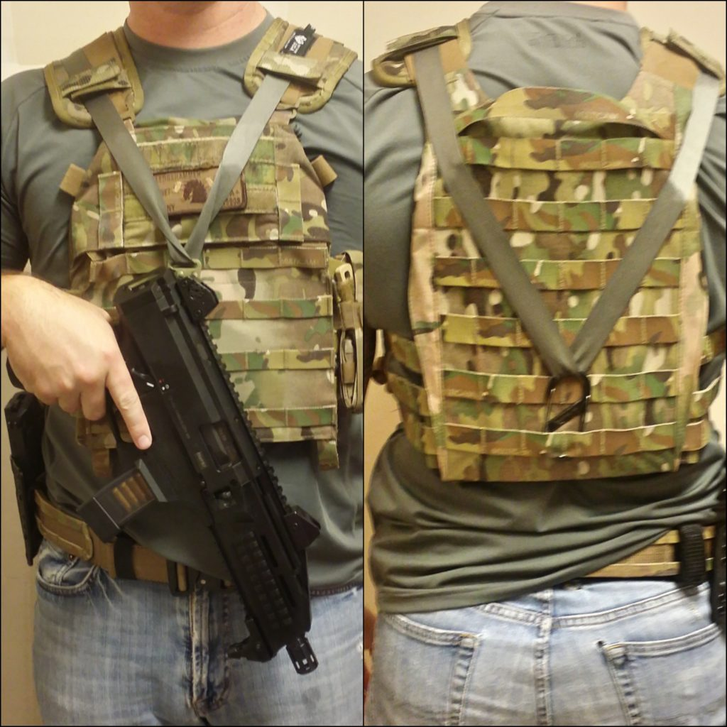 MOS Tactical S4: The most minimal sling on the planet