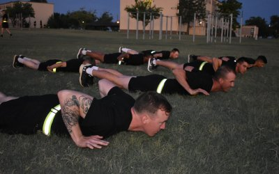 New Push-up Technique Makes Things Easier, Not Harder to Grade