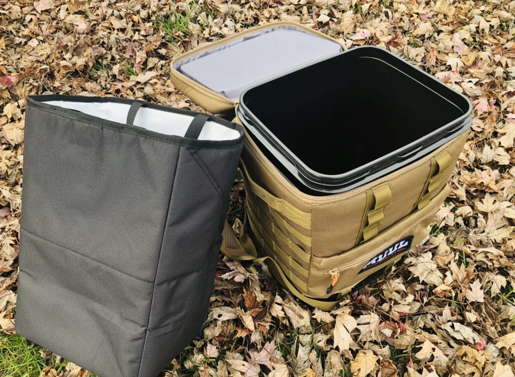Muul RuckBucket: Five gallons of fully loaded freedom