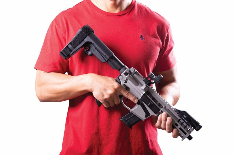 CMMG Unveils New RipBrace for AR Pistols