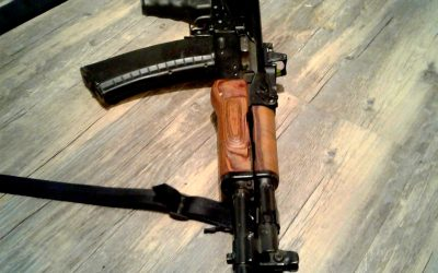 Photo of the day: My custom AK-74/AK-105 variant