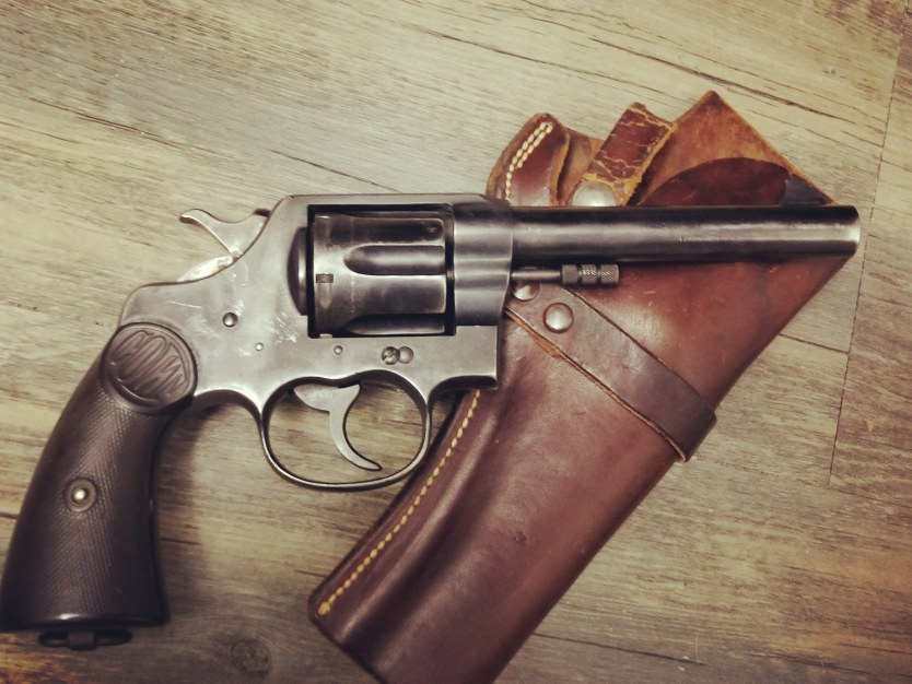 Photo of the day: My M1917, Carried in WWII and still in use today