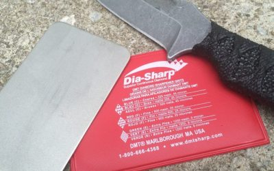 Dia-Sharp credit card sharpening stone