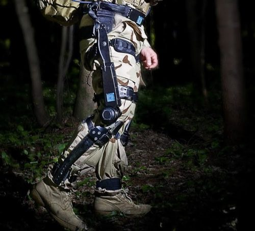 Perfecting an Exoskeleton for SOF Needs To Happen Now