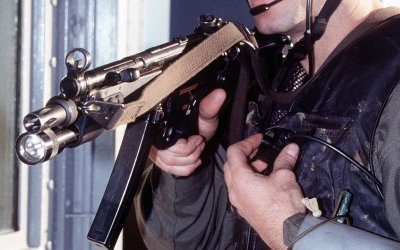 H&K MP-5 Sub-Machinegun: Famous but not Friendly